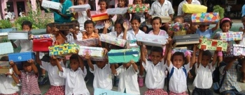 East Timor Shoe Box Appeal