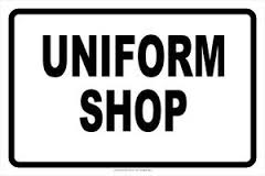 Uniform Shop Hours 16/1/17-20/1/17